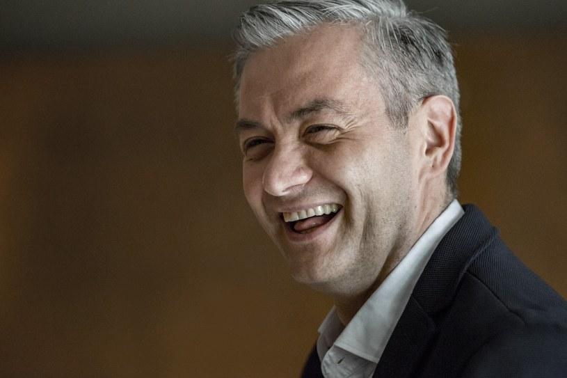 Prezydent Słupska Robert Biedroń: Polityk na wakacyjny wyjazd /Grzegorz Bukała /Reporter