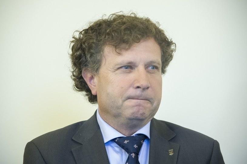 Prezydent Sopotu Jacek Karnowski /Wojciech Stróżyk /Reporter