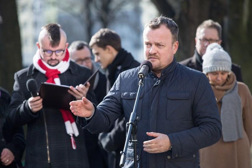 Prezydent Sosnowca Arkadiusz Chęciński /Pawel Wisniewski /East News