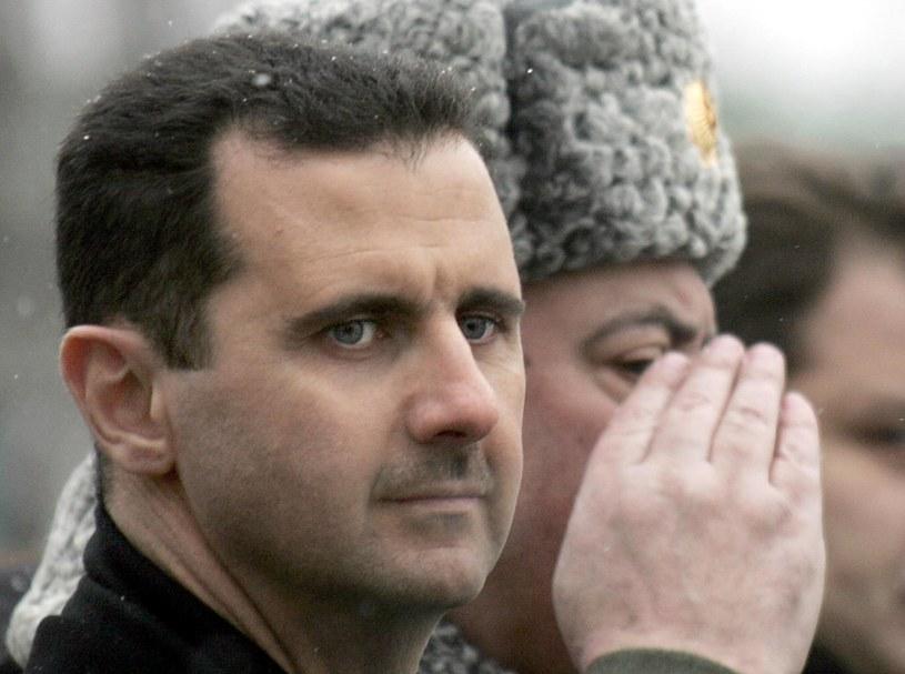 Prezydent Syrii ogłosił amnestię /AFP
