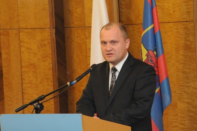 Prezydent Szczecina Piotr Krzystek /Łukasz Szelemej /East News