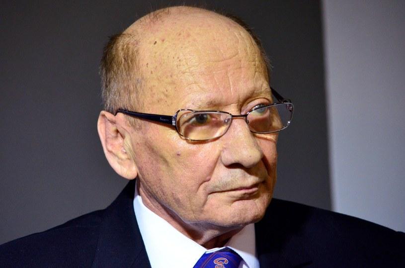 Prezydent Tadeusz Ferenc w 2014 roku /Mariusz Gaczyński /East News