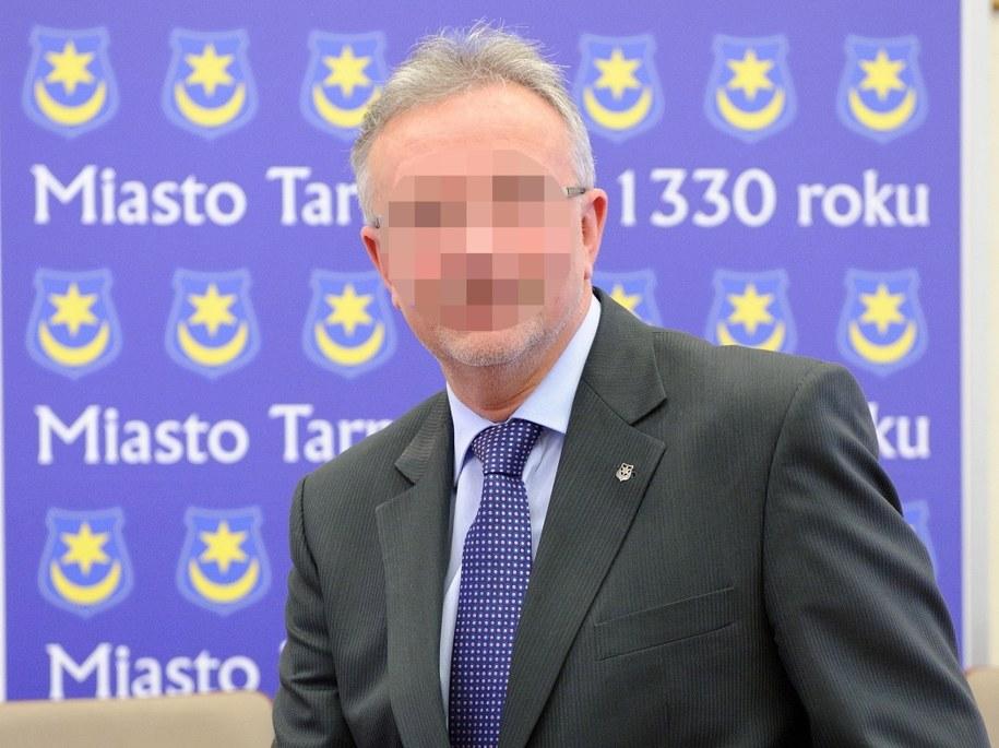 Prezydent Tarnowa Ryszard Ś. /Paweł Topolski /PAP