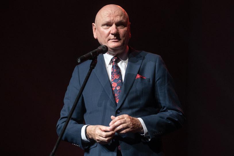 Prezydent Torunia Michał Zaleski /Lukasz Piecyk /Reporter