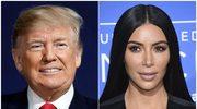 Prezydent Trump posłuchał Kim Kardashian