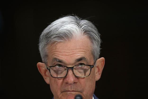 Prezydent Trump zawiedzony szefem Fed /AFP