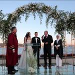 Prezydent Turcji Erdogan świadkiem na ślubie piłkarza Oezila