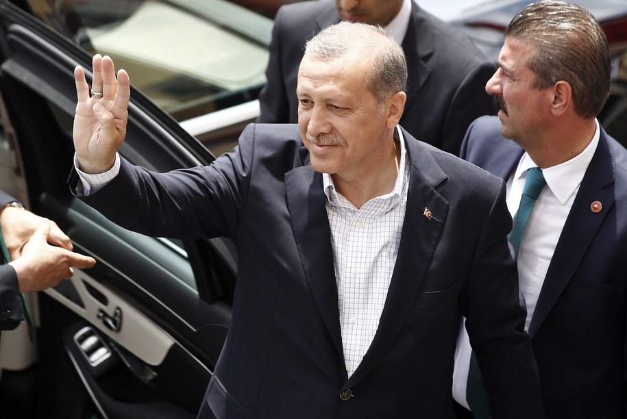 Prezydent Turcji Recep Erdogan /EPA/ULAS YUNUS TOSUN  /PAP/EPA