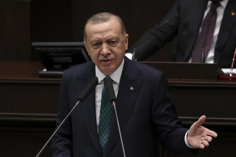 Prezydent Turcji Recep Tayyip Erdogan /AA/ABACA/Abaca /East News