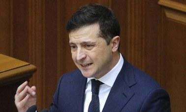 Prezydent Ukrainy prosi oligarchów o pomoc w walce z koronawirusem