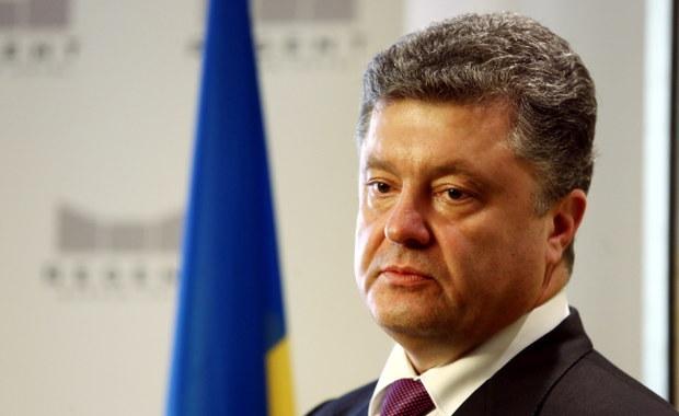 Prezydent Ukrainy wzoruje się na Polsce