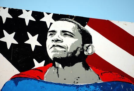Prezydent USA, Barack Obama był w 2009 jedną z najczęściej wykorzystywanych przez spamerów postacią /AFP