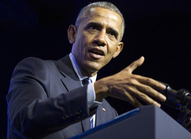 Prezydent USA Barack Obama /AP/FOTOLINK /East News