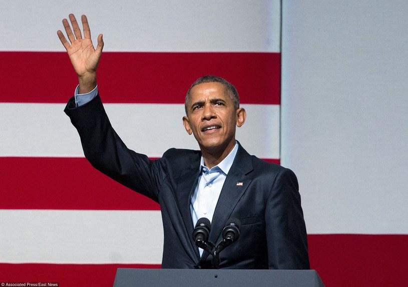 Prezydent USA Barack Obama /East News