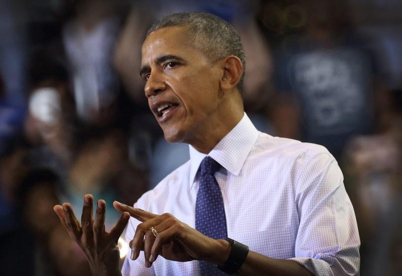 Prezydent USA Barack Obama /PAP/EPA
