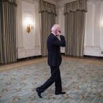 Prezydent USA Joe Biden po raz pierwszy rozmawiał telefonicznie z prezydentem Chin Xi Jinpingiem