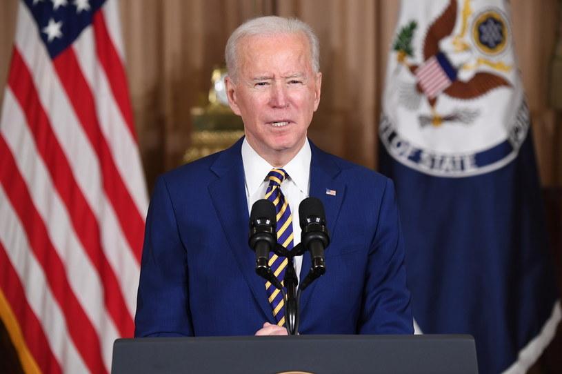 Prezydent USA Joe Biden /SAUL LOEB / AFP /AFP
