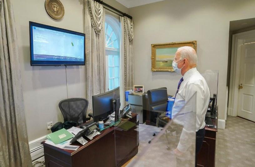 Prezydent USA Joe Biden /Twitter