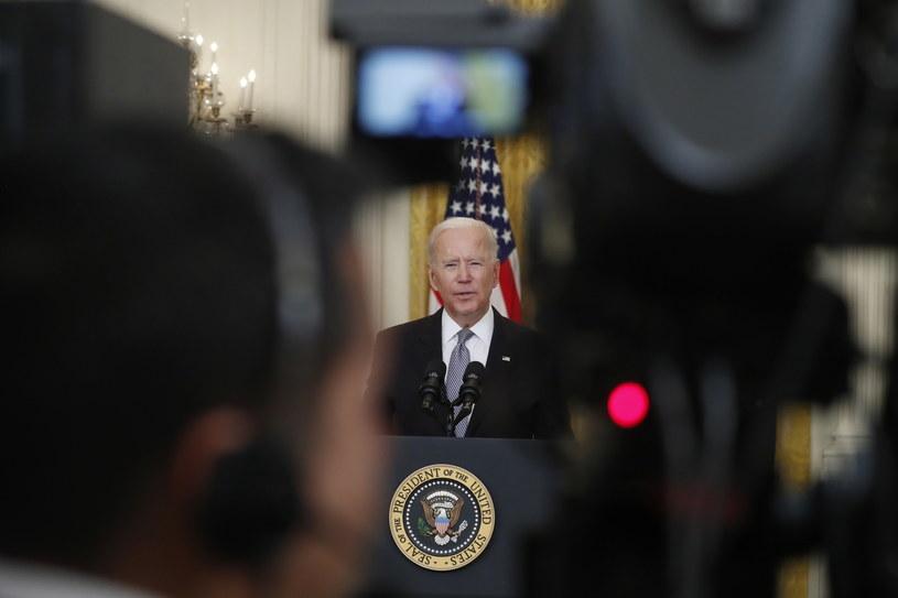 Prezydent USA Joe Biden /PAP/EPA/SHAWN THEW / POOL /PAP