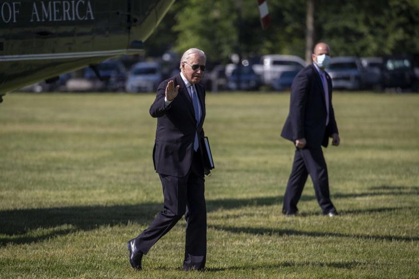 Prezydent USA Joe Biden /PAP/EPA/SHAWN THEW /PAP