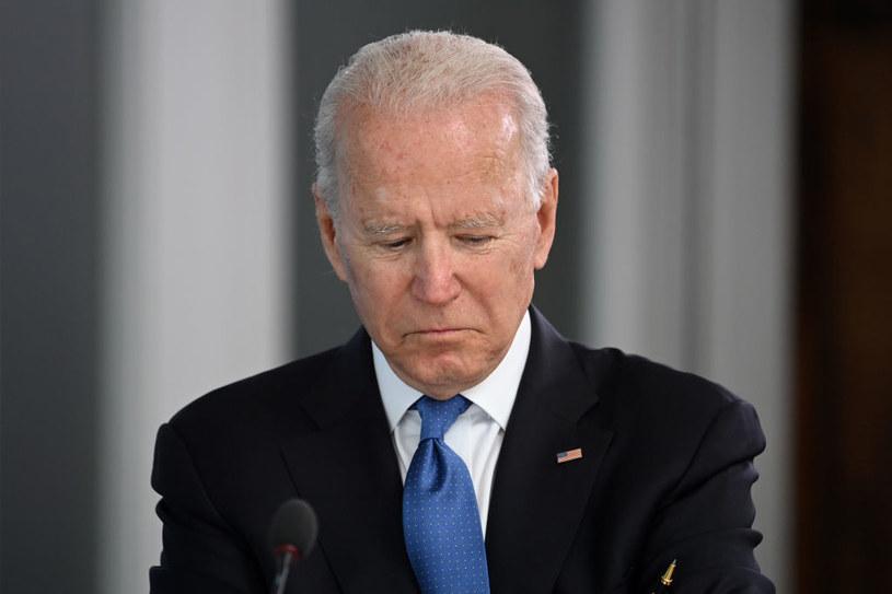 Prezydent USA Joe Biden /Leon Neal /Getty Images