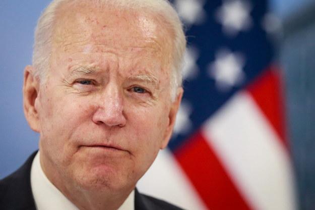 Prezydent USA Joe Biden /STEPHANIE LECOCQ  /PAP/EPA