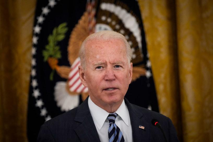 Prezydent USA Joe Biden /DREW ANGERER /Getty Images