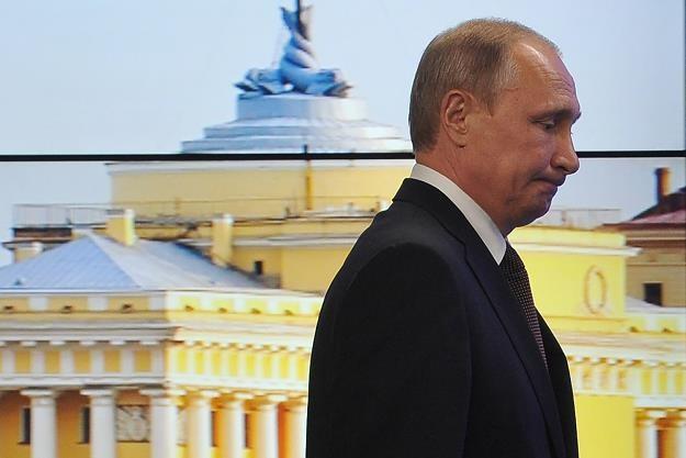 Prezydent W. Putin /AFP