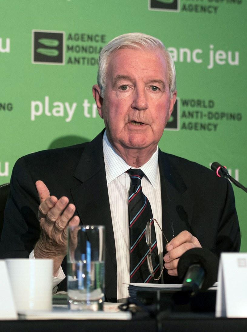 Prezydent WADA - Craig Reedie /AFP