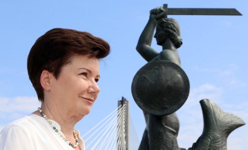 Prezydent Warszawy Hanna Gronkiewicz-Waltz sama naraża się na zarzuty, że nic nie robi - twierdzi członek Nowoczesnej /Mateusz Grzelak /Reporter