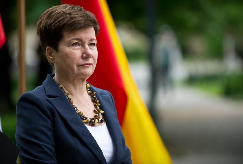 Prezydent Warszawy, Hanna Gronkiewicz-Waltz. /Bartosz Krupa /East News
