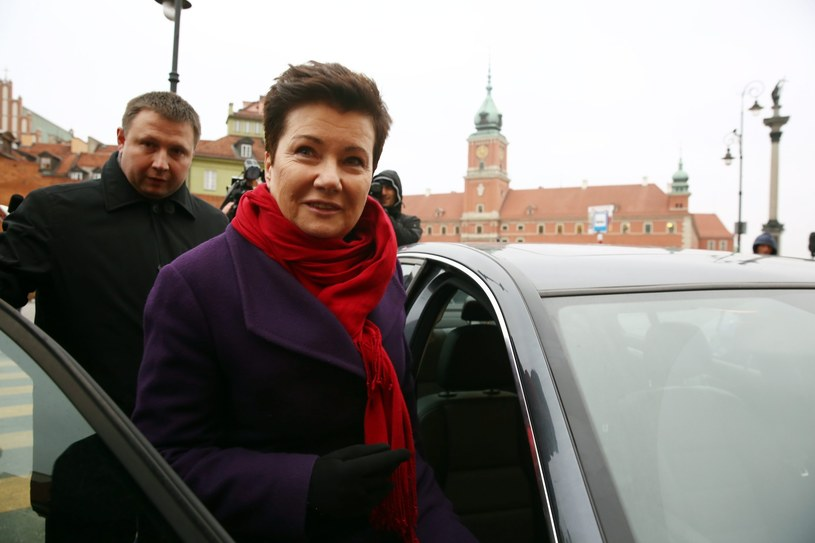 Prezydent Warszawy Hanna Gronkiewicz-Waltz /Tomasz Gzell /PAP