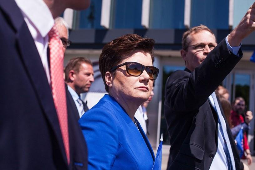 Prezydent Warszawy Hanna Gronkiewicz-Waltz /Aleksandra Szmigiel-Wiśniewska /Reporter