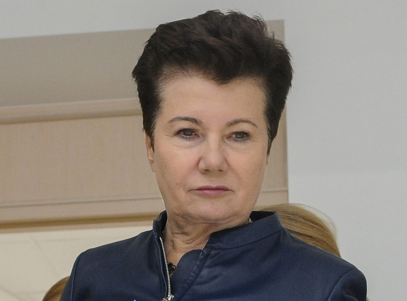 Prezydent Warszawy Hanna Gronkiewicz-Waltz /Marcin Obara /PAP