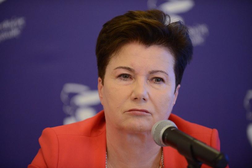 Prezydent Warszawy Hanna Gronkiewicz-Waltz /Jakub Kamiński   /PAP