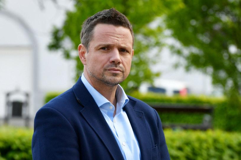 Prezydent Warszawy Rafał Trzaskowski /Artur BARBAROWSKI/East News /East News