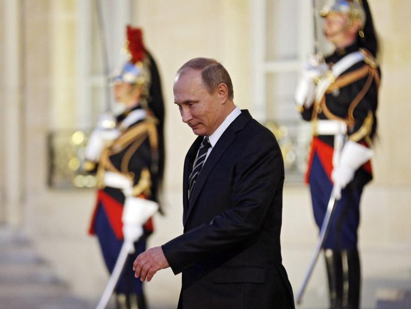 Prezydent Władimir Putin /SERGEI CHIRIKOV /PAP/EPA