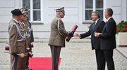 Prezydent wręczył nominacje generalskie i ordery