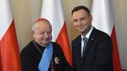 Prezydent wręczył Order Orła Białego kard. Stanisławowi Dziwiszowi