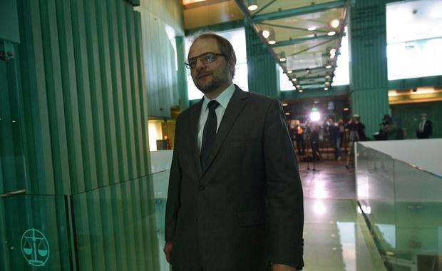 Prezydent wskazał następcę Zaradkiewicza. Kim jest Aleksander Stępkowski?