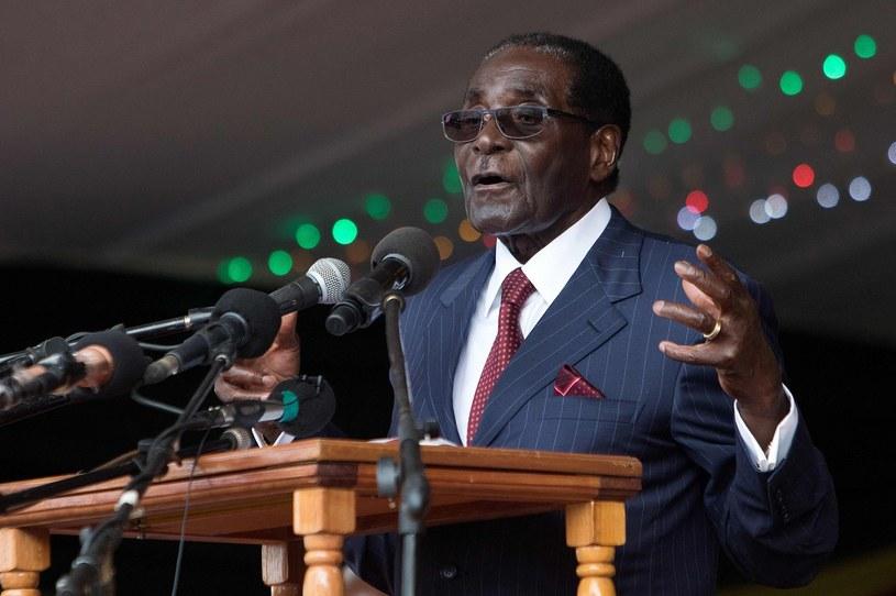 Prezydent Zimbabwe Robert Mugabe /AFP