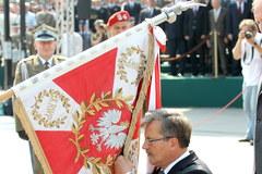 Prezydent zwierzchnikiem Sił Zbrojnych