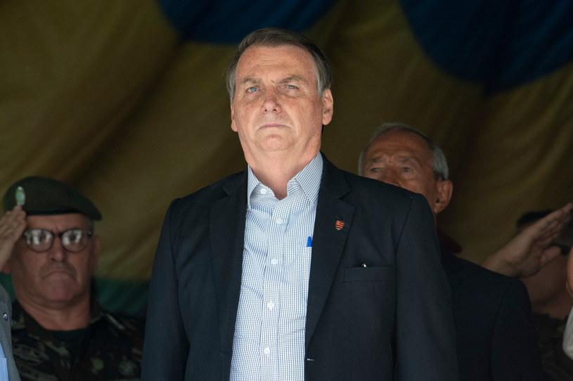 Prezydenta Brazylii Jaira Bolsonaro oskarżono o zniszczenie 4 tys. kilometrów kwadratowych lasów deszczowych rocznie. /celsopupo /123RF/PICSEL
