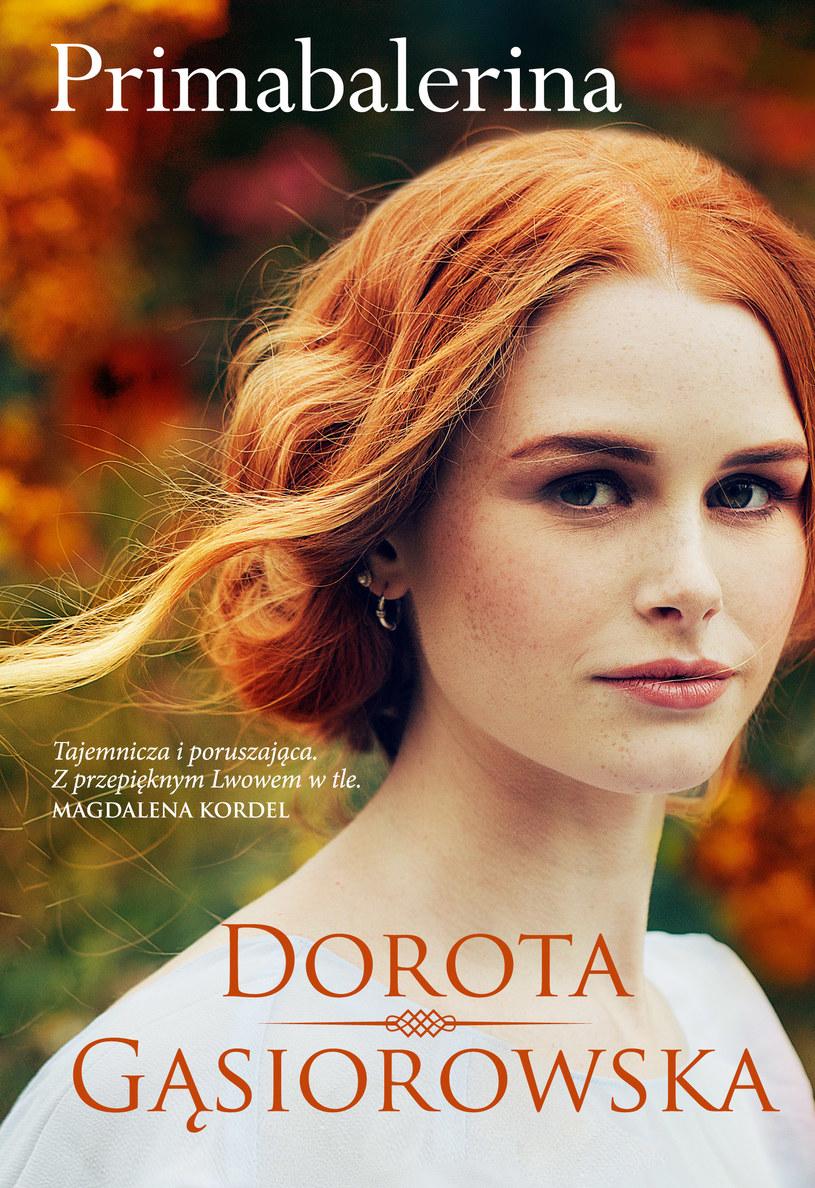 Primabalerina, Dorota Gąsiorowska /materiały prasowe