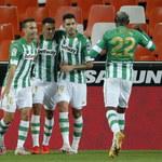 Primera Division. Betis pokonał Valencię i jest liderem