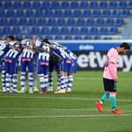 Primera Division. Deportivo Alaves - FC Barcelona 1-1 w meczu 8. kolejki