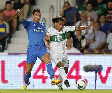 Primera Division: Elche CF - Real Madryt 1-2