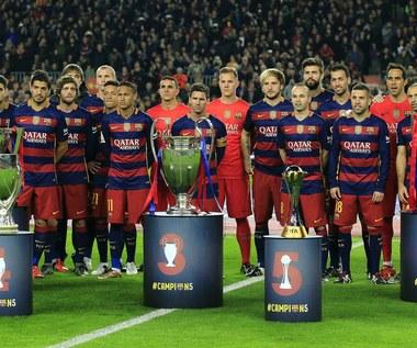Primera Division. FC Barcelona - Betis Sewilla 4-0
