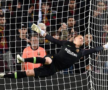 Primera Division. Leo Messi wśród bramkarzy