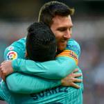 Primera Division. Lionel Messi żegna Luisa Suareza i atakuje FC Barcelona
